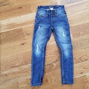 Justice Distressed jeggings